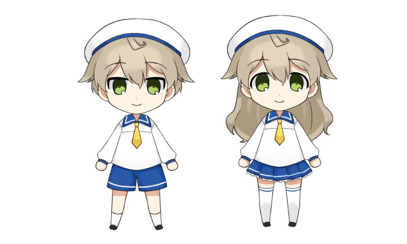 Koharu・Haruto