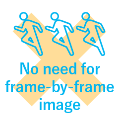 No need for frame-by-flame image