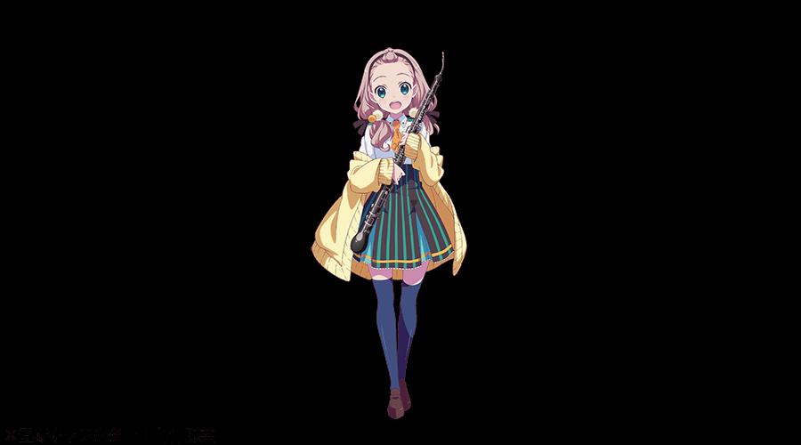 登場キャラクター:白石 陽菜