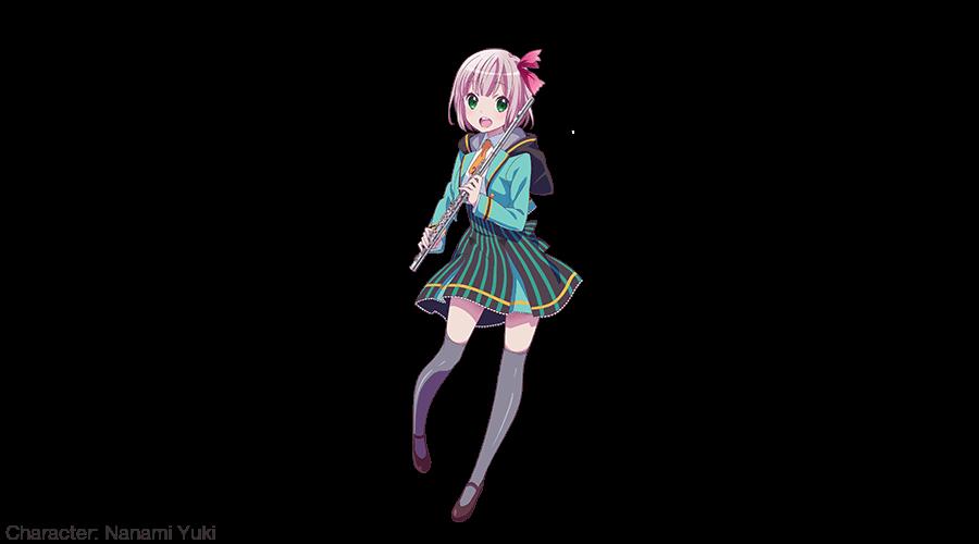 Character: Nanami Yuki