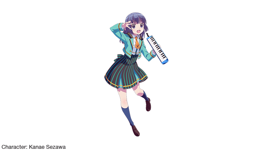 Character: Kanae Sezawa